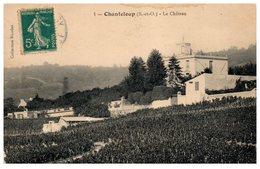 78 - CHANTELOUP -- Le Chateau - Chanteloup Les Vignes