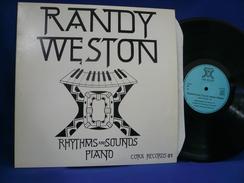 "Randy Weston""33t Vinyle""Rhythms And Sound"" - Jazz"