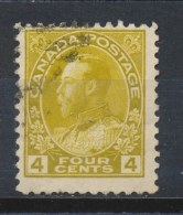 Canada/Kanada 1922 Mi: 108 Yt: 112 (Gebr/used/obl/o)(78) - 1911-1935 Regering Van George V