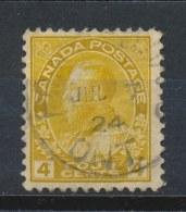Canada/Kanada 1922 Mi: 108 Yt: 112 (Gebr/used/obl/o)(79) - 1911-1935 Regering Van George V