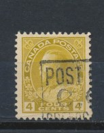 Canada/Kanada 1922 Mi: 108 Yt: 112 (Gebr/used/obl/o)(114) - 1911-1935 Regering Van George V