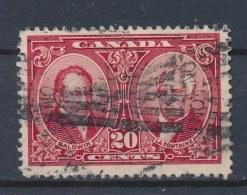 Canada/Kanada 1927 Mi: 126 Yt: 128 (Gebr/used/obl/o)(221) - 1911-1935 Regering Van George V
