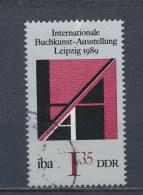 DDR/East Germany/Allemagne Orientale 1989 Mi: 3247 (Gebr/used/obl/o)(737) - Oblitérés