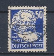 DDR/East Germany/Allemagne Orientale 1952 Mi: 337 (Gebr/used/obl/o)(868) - Gebraucht