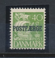 Denemarken/Denmark/Danemark/Dänemark 1927 Mi: 14 (Ongebr/MH/Neuf Avec Ch/Ungebr/*)(295) - 1913-47 (Christian X)