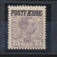 Denemarken/Denmark/Danemark/Dänemark 1919 Mi: 2 B (Ongebr/MH/Neuf Avec Ch/Ungebr/*)(296) - 1913-47 (Christian X)