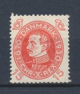 Denemarken/Denmark/Danemark/Dänemark 1930 Mi: 189 (PF/MNH/Neuf Sans Ch/**)(304) - 1913-47 (Christian X)