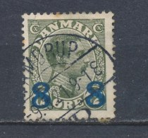 Denemarken/Denmark/Danemark/Dänemark 1921 Mi: 113 (Gebr/used/obl/o)(314) - Oblitérés