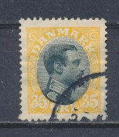 Denemarken/Denmark/Danemark/Dänemark 1918 Mi: 103 (Gebr/used/obl/o)(318) - Oblitérés