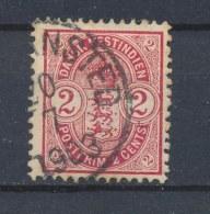 Deense Antillen/Danish Antilles/Antilles Danoises/Dänischen Antillen 1903 Mi: 27 (Gebr/used/obl/o)(704) - Denmark (West Indies)
