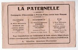 (Fleurance Gers)  Buvard LA PATERNELLE (PPP4257) - P