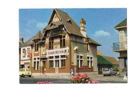 Cpm - 14 - TROARN - VILLE FLEURIE - LA POSTE Voiture 4L Renault - Bar Des Sportifs PMU - Altri Comuni