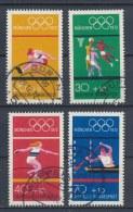 Duitsland/Germany/Allemagne/Deutschland 1972 Mi: 734-737 Yt:  (Gebr/used/obl/o)(1111)