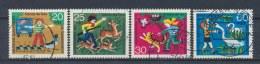 Duitsland/Germany/Allemagne/Deutschland 1972 Mi: 711-714 Yt:  (Gebr/used/obl/o)(1140)
