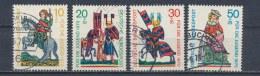 Duitsland/Germany/Allemagne/Deutschland 1970 Mi: 612-615 Yt:  (Gebr/used/obl/o)(1150)