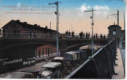 Bahnhof-La Gare Feltpost - Lontzen