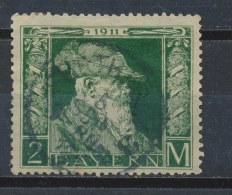 Beieren/Bavaria/Baviere/Bayern 1911 Mi: 87 II Yt: 87 (Gebr/used/obl/o)(608) - Beieren