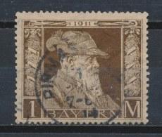 Beieren/Bavaria/Baviere/Bayern 1911 Mi: 86 II Yt: 86 (Gebr/used/obl/o)(609) - Bavière