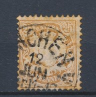 Beieren/Bavaria/Baviere/Bayern 1876 Mi: 41 Yt: 43 (Gebr/used/obl/o)(613) - Bavière