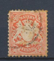 Beieren/Bavaria/Baviere/Bayern 1876 Mi: 42 Yt: 44 (Gebr/used/obl/o)(614) - Bavière