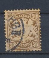 Beieren/Bavaria/Baviere/Bayern 1881 Mi: 52 Yt: 53 (Gebr/used/obl/o)(616) - Bavière
