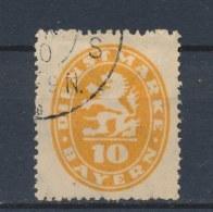 Beieren/Bavaria/Baviere/Bayern 1920 Mi: DM 45 Yt: TS 44 (Gebr/used/obl/o)(620) - Beieren