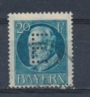 Beieren/Bavaria/Baviere/Bayern 1914 Mi: DM 15 (Gebr/used/obl/o)(673) - Bavière