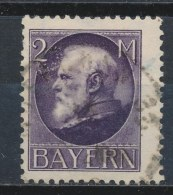 Beieren/Bavaria/Baviere/Bayern 1914/1916 Mi: 105 (Gebr/used/obl/o)(795) - Beieren