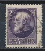 Beieren/Bavaria/Baviere/Bayern 1914/1916 Mi: 105 (Gebr/used/obl/o)(795) - Bavière
