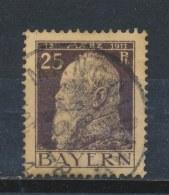Beieren/Bavaria/Baviere/Bayern 1911 Mi: 80 II Yt: 80 (Gebr/used/obl/o)(825) - Bavière