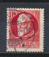 Beieren/Bavaria/Baviere/Bayern 1914 Mi: 96 I Yt: 96 (Gebr/used/obl/o)(827) - Bavière