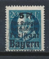 Beieren/Bavaria/Baviere/Bayern 1919 Mi: 173 A Yt: 173 (Gebr/used/obl/o)(830) - Bavière