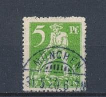 Beieren/Bavaria/Baviere/Bayern 1920 Mi: 178 Yt: 177 (Gebr/used/obl/o)(831) - Bavière