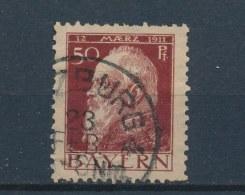 Beieren/Bavaria/Baviere/Bayern 1911 Mi: 83 II Yt: 83 (Gebr/used/obl/o)(938) - Bavière