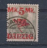 Duitse Rijk/German Empire/Empire Allemand/Deutsche Reich Danzig 1920 Mi: 45 I (Gebr/used/obl/o)(676) - Danzig