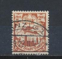 Duitse Rijk/German Empire/Empire Allemand/Deutsche Reich Danzig 1921 Mi: 69 Yt:  (Gebr/used/obl/o)(1092) - Danzig