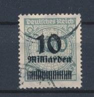 Duitse Rijk/German Empire/Empire Allemand/Deutsche Reich 1923 Mi: 337 Yt: 316 (Gebr/used/obl/o)(136) - Deutschland