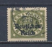 Duitse Rijk/German Empire/Empire Allemand/Deutsche Reich 1920 Mi: DM 45 Yt: TS 72 (Gebr/used/obl/o)(488) - Officials