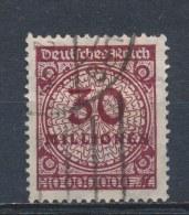 Duitse Rijk/German Empire/Empire Allemand/Deutsche Reich 1923 Mi: 320 A Yt: 301 (Gebr/used/obl/o)(492) - Duitsland