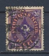 Duitse Rijk/German Empire/Empire Allemand/Deutsche Reich 1922 Mi: 207 W Yt: 201 (Gebr/used/obl/o)(521) - Duitsland