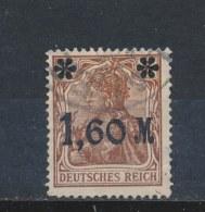 Duitse Rijk/German Empire/Empire Allemand/Deutsche Reich 1921 Mi: 154 Yt:  (Gebr/used/obl/o)(946) - Duitsland