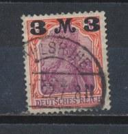 Duitse Rijk/German Empire/Empire Allemand/Deutsche Reich 1921 Mi: 155 Yt:  (Gebr/used/obl/o)(947) - Duitsland