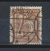 Duitse Rijk/German Empire/Empire Allemand/Deutsche Reich 1921 Mi: 180 Yt:  (Gebr/used/obl/o)(949) - Duitsland