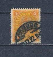 Duitse Rijk/German Empire/Empire Allemand/Deutsche Reich 1922 Mi: 205 Yt: 199 (Gebr/used/obl/o)(1009) - Duitsland