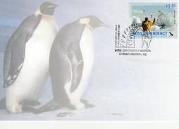 ANTARCTIQUE - NOUVELLE ZELANDE Agence De Ross 2006 Premier Jour - Oblitération Manchot - Penguin
