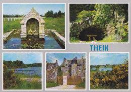 CPM THEIX (56) - Fontaine, Grotte, Barrage, Chateau, étang - Altri Comuni