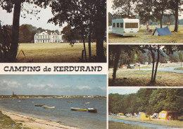 CPM RIANTEC - Le Camping De Kerdurand - Francia