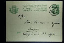 Letland / Latvia Postcard Mi Nr P5   Used - Lettland