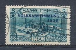 Saargebiet 1934 Mi: 190 (Gebr/used/obl/o)(591) - Gebruikt