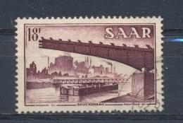 Saar/Sarre 1952 Mi: 330 (Gebr/used/obl/o)(593) - 1947-56 Gealieerde Bezetting